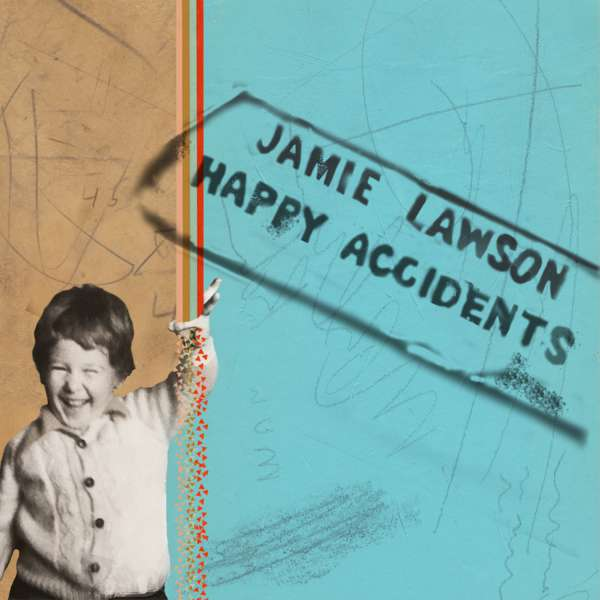 "Album-Cover der Single ""Happy Accidents"" von Jamie Lawson"